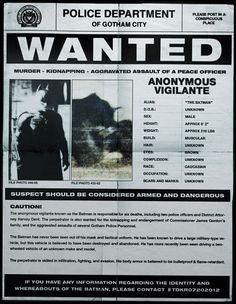 Encontrar a Batman!