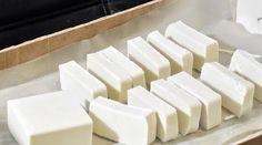 Η ΔΙΑΔΡΟΜΗ ®: Φτιάξε βούτυρο μόνη σου Flavored Butter, How To Make Cheese, Greek Recipes, Different Recipes, Fajitas, Soap Making, Food Hacks, Food Tips, Paper Dolls