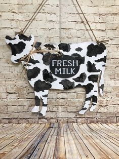 Sociable set or set up Country Home Decor dollar stores Full Report Country Wall Decor, Country Farmhouse Decor, Farmhouse Kitchen Decor, Farmhouse Style, Door Hanger Printing, Door Hanger Template, Cow Kitchen Decor, Cow Decor, Wood Wreath