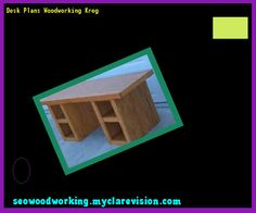 Desk Plans Woodworking Kreg 093240 - Woodworking Plans and Projects!