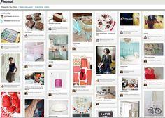 Pinterest é a rede social que mais deixa pessoas felizes, diz estudo.