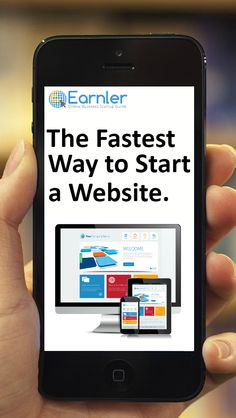 The Fastest Way to Start a Website. http://earnler.com/the-fastest-way-to-start-a-website/