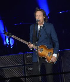 Paul McCartney talks up 'Hope For the Future' in series of U.S. interviews