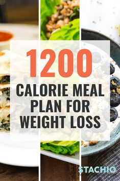 1200 Calorie Meal Plan for Weight Loss Keeping your daily calorie intake under 1200 calories is how you make sure you are going to lose weight fast! Here is a 1200 calorie meal plan that actually leaves you satisfied and helps you lose weight! Paleo Diet Plan, Healthy Diet Tips, Low Carb Diet Plan, Diet Meal Plans, Healthy Food, Meal Prep, Healthy Recipes, Nutrition Tips, Health Tips