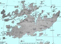 fredvang lofoten kart Visit Lofoten   Lofoten Startside   Attraksjoner | Villages of  fredvang lofoten kart