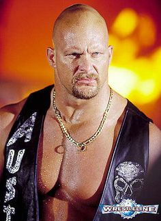 "It's time to celebrate the biggest mudhole stomper in WWE history, ""Stone Cold"" Steve Austin! Stone Cold Austin, Stone Cold Steve, Steve Austin, Attitude Era, Wrestling Stars, Professional Wrestling, Marvel Vs, Wwe Wrestlers, Wwe Superstars"