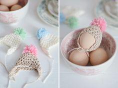 Easter Prep: Day 1 - Egg Dude Hats — The Yvestown Blog