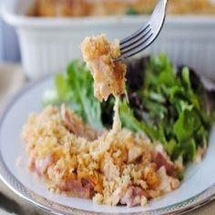 Chicken Cordon Bleu Casserole- enjoy it now!!