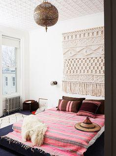 Julia Chaplin Brooklyn home via One kings lane