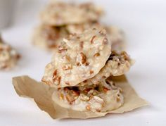 coconut praline cookies - No Bake Desserts #easy #quick #sweet #sweettooth #delicious