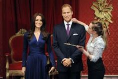 Kate and William Waxworks #royalfamily #waxworks #bestinthecountry