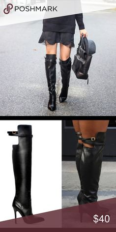 Altuzarra Target Over The Knee Boots Love these... but bought the, slightly too small! Used once or twice, great condition. Altuzarra Shoes Over the Knee Boots