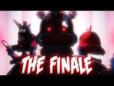 "FNaF 1, 2, 3, 4 Song - ""The Finale"" by NateWantsToBattle (Five Nights at..."