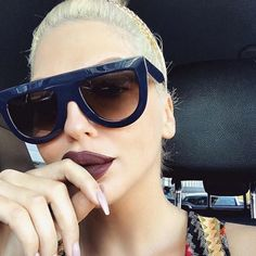 lady sunglasses for sale fll0  Buy ROYAL GIRL Top Quality Women Top Flat Aceate Sunglasses Brand Designer  Shades Luxury Glasses Men oculos de sol masculino from Reliable brand  designer