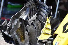 ルノーF1、新コンセプトのフロントウイングを投入 / F1ドイツGP  [F1 / Formula 1]