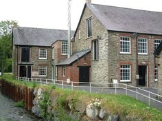 WALES: Welsh National Wool  Museum.