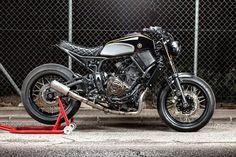 motorcyclegarage: Macco Motors New 'Dusky Devil' XSR700 Street... motorcyclegarage: http://motorcyclegarage.tumblr.com/post/166326798226/macco-motors-new-dusky-devil-xsr700-street www.gearandgadgets.net: http://www.pipeburn.com/home/2017/10/06/yamaha-xsr700-tracker-macco.html