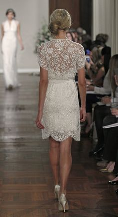 Gorgeous Short Wedding Dresses – Fashion Style Magazine - Page 8