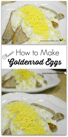 Goldenrod Eggs - a g