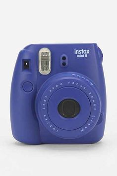 Fujifilm X UO Custom Colored Mini 8 Instax Camera - Urban Outfitters. These are really cute!!