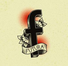 For Design Geeks: Old School Tattoos That Pay Tribute To Famous Typefaces