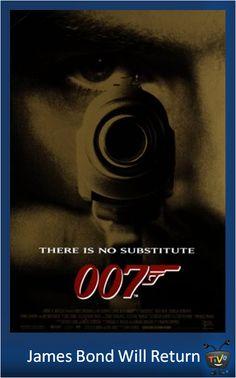 James Bond Will Return - 007 Free Youtube, James Bond, Acting, Creativity, Commercial, Drama, Names, Fantasy, My Love