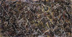 Alchemy, Jackson Pollock, 1947