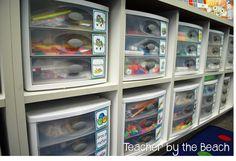 classroom setup and organization