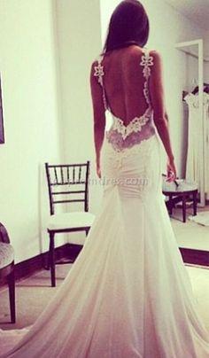 destination wedding dress