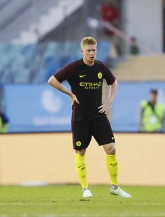 Kevin de Bruyne of Manchester City during the Pre-Season Friendly between Arsenal and Manchester City at Ullevi on August 7, 2016…