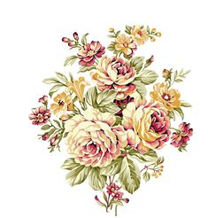 Botanical bunch: 12 thousand results found on Yandex. Victorian Flowers, Vintage Flowers, Botanical Flowers, Botanical Prints, Watercolor Rose, Watercolor Illustration, Orchid Seeds, Decoupage Printables, Stencil Painting On Walls