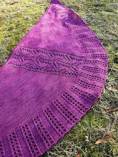 Ravelry: Kimani Shawl pattern by Dee O'Keefe