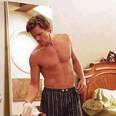 That time he put his shirt on. | 39 Times Neal Caffrey Was The Sexiest Man On TV