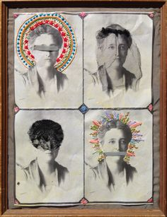 Portrait Embroidery, Paper Embroidery, Draw On Photos, Decoration Inspiration, Thread Painting, Weaving Art, Art Plastique, Portrait Art, Textile Art
