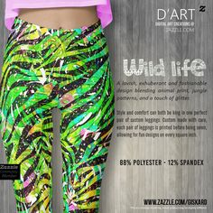 "WILD LIFE... ""A lavish, exhuberant and fashionable design blending animal print…"