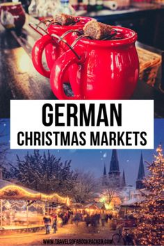 Planning a winter trip to Europe? Don't miss the gorgeous German Christmas Markets. Read about delicious things to try at a traditional German Christmas market. German Christmas Decorations, German Christmas Traditions, German Christmas Pyramid, German Christmas Ornaments, German Christmas Markets, Christmas Town, Magical Christmas, Christmas Drinks, Christmas Baking