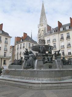 fontaine nantes 2010