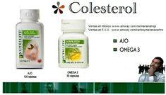 Disminuye tus problemas de colesterol con productos de origen natural y…