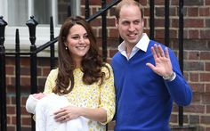 Duke and Duchess of Cambridge name daughter Charlotte Elizabeth Diana as royal baby prepares for audience with Queen - live updates