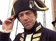 Robert Lindsay as Captain Pellew in Horatio Hornblower