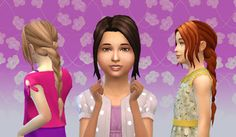 My Stuff: Simplicity Hair for Girls
