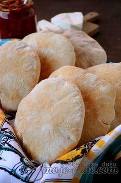 Pita hleb - kuVarijacije