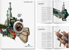 A-TEC INDUSTRIES ANNUAL REPORT 2007 BY ORDER OF SECTION.D / DESIGN BY EXERGIAN
