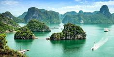 Vietnam Holidays: £1299pp -- Vietnam: 13-Night City & Island Holiday w/Cruise | Travelzoo