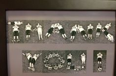 "My husband was given this as a thank you for coaching youth football. It was his favorite coaching gift. Easy to do, position the kids to spell out ""thank you"", take picture and frame! You can also type the year, team name and players names below the picture."