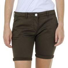 Andrew Charles Womens Shorts Green SAFIA – Reseller Hub