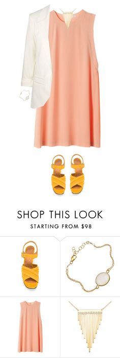 """""""Untitled #123"""" by rosemarylopez-1 ❤ liked on Polyvore featuring Chie Mihara and Simone I. Smith"""