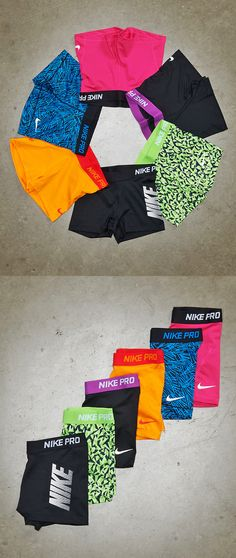 When you step into the gym, you want to be comfortable, stay dry, and look great all workout long. Lucky for you, we offer elite training gear like Nike Pro shorts in the styles and sizes you need.