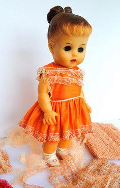 Boneca Geitosa da Estrela anos 60