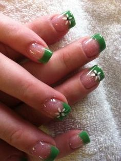 Cute idea for St. Pat's Day